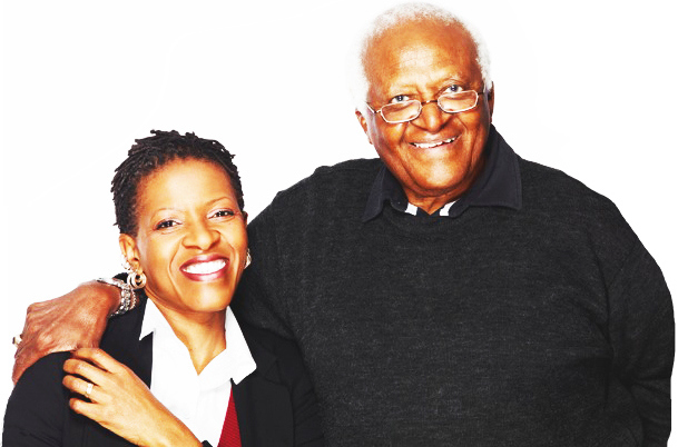 Desmond and Mpho tutu